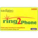 SADIA RING 2 PHONE(JAPAN)